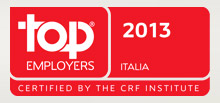 Top Employers Italia 2013