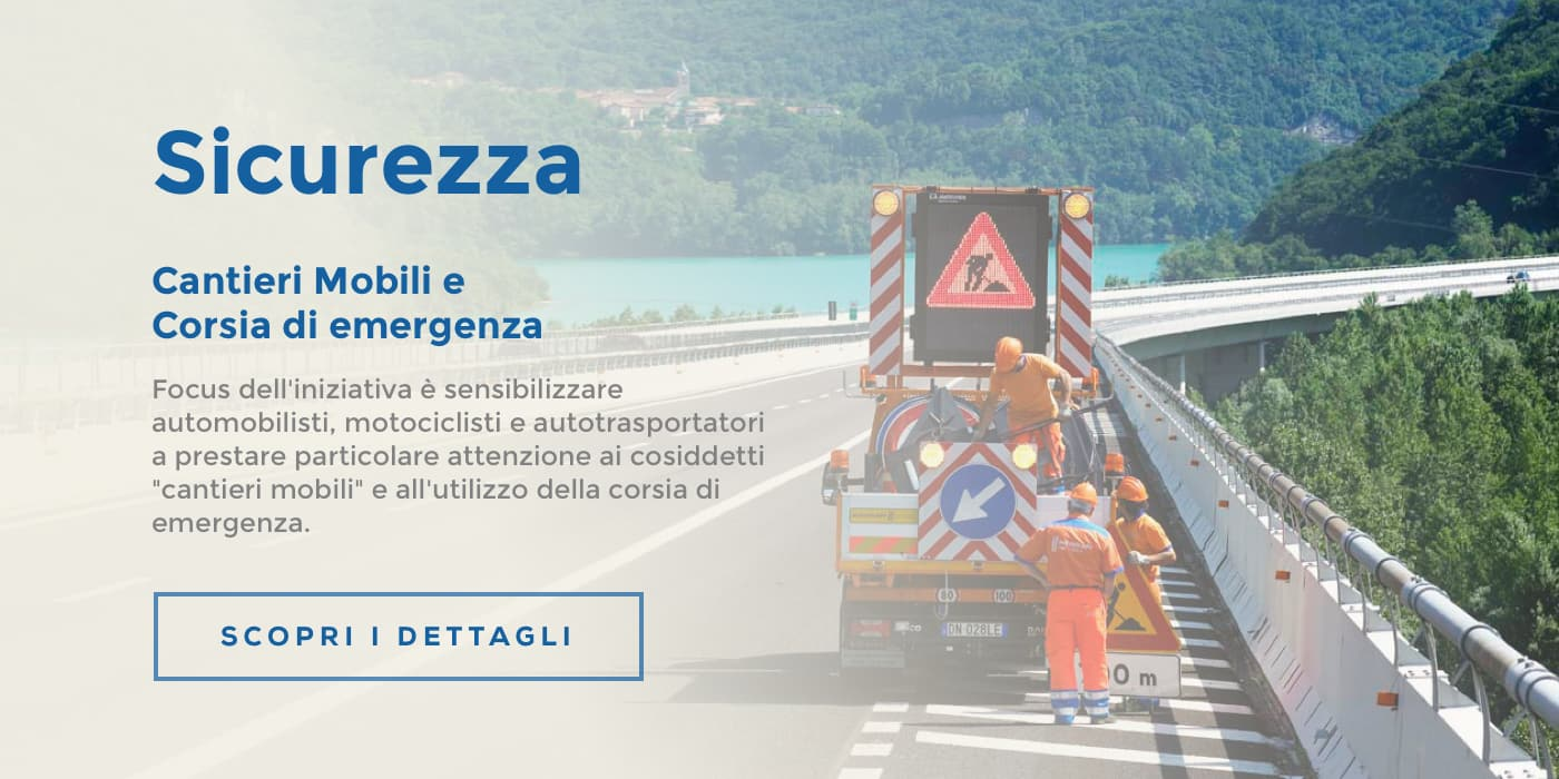 Banner Cantieri mobili